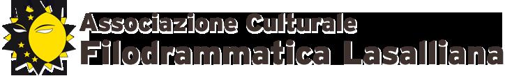 Associazione Culturale Filodrammatica Lasalliana Logo